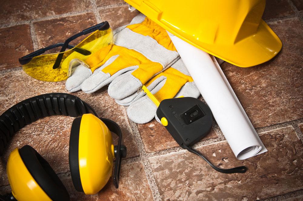 Seguridad e higiene en obra