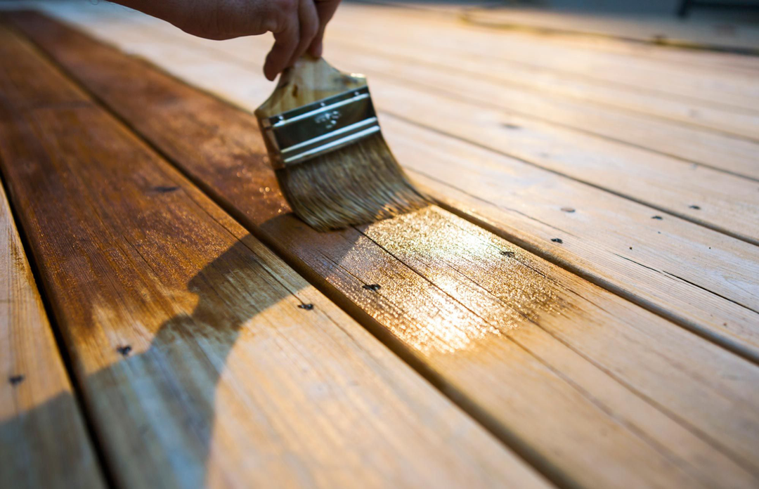 Mantenimiento de la madera